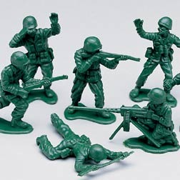 Greensoldiers